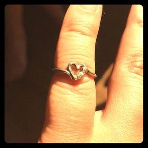 Vintage Black Hills Gold ring, GUC